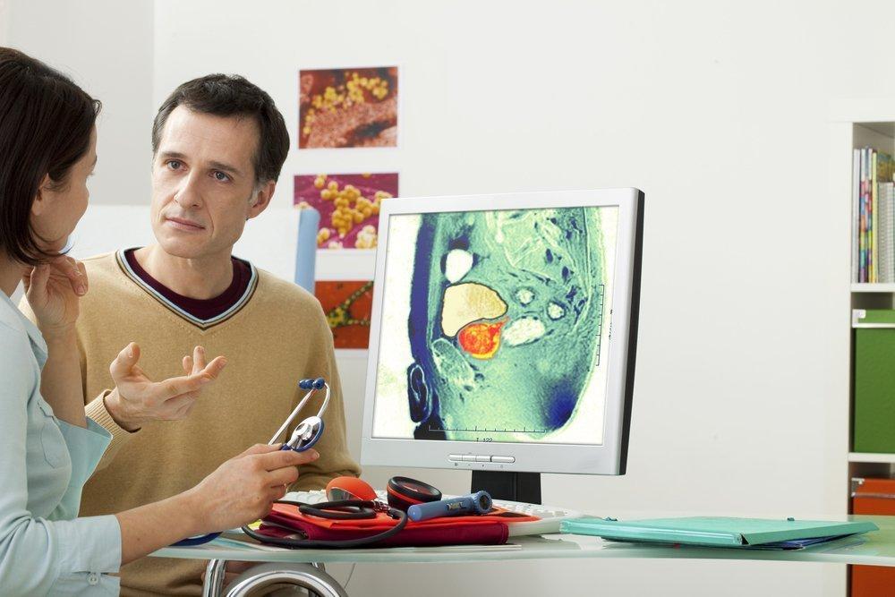 Симптомы воспаления простаты у мужчин