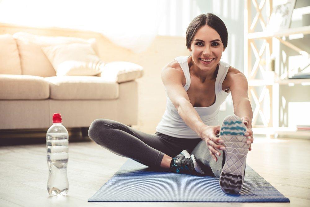 Индивидуальные занятия спортом для похудения
