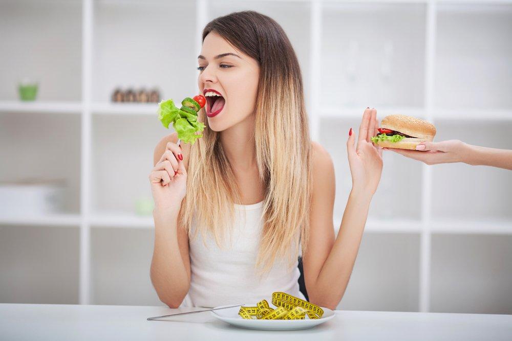 Модные диеты вредны