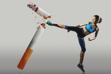 Курение - Magazine cover