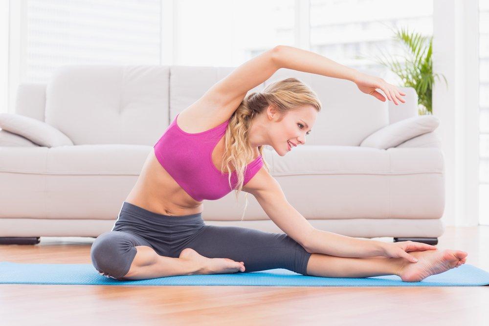 утренние упражнения для похудения