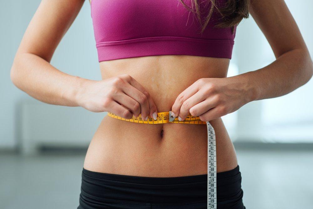 Как просто похудеть в талии