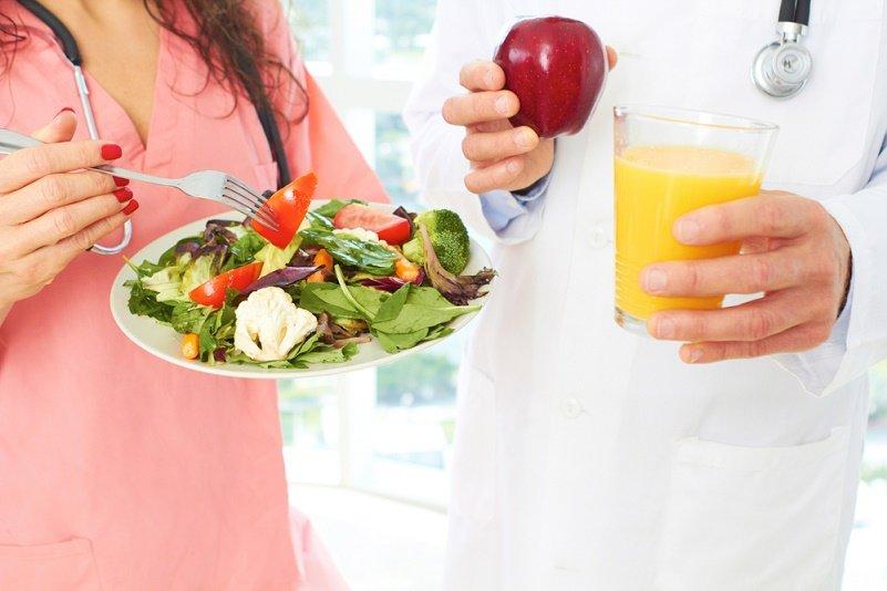 правильное питание после похудения