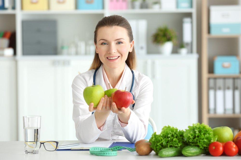 Диета с диетологом онлайн
