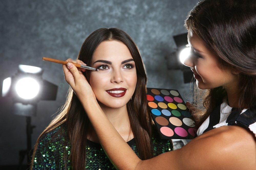мастер класс по макияжу с картинками черничному, можете уловить