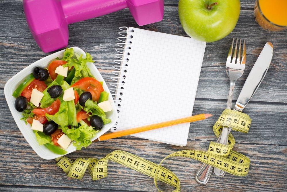 Составить Диету Похудеем. Меню правильного питания на неделю для похудения
