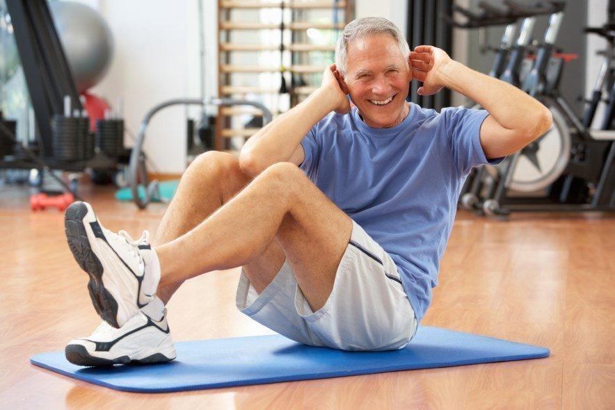 Как быть активным и здоровым в 65 лет?