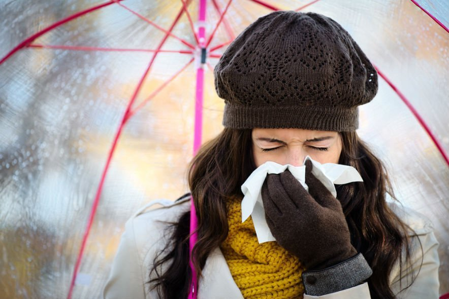 Грипп: симптомы осени-зимы 2015-2016