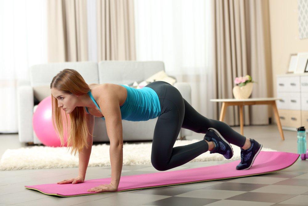 Комплекс упражнений пилатеса для похудения