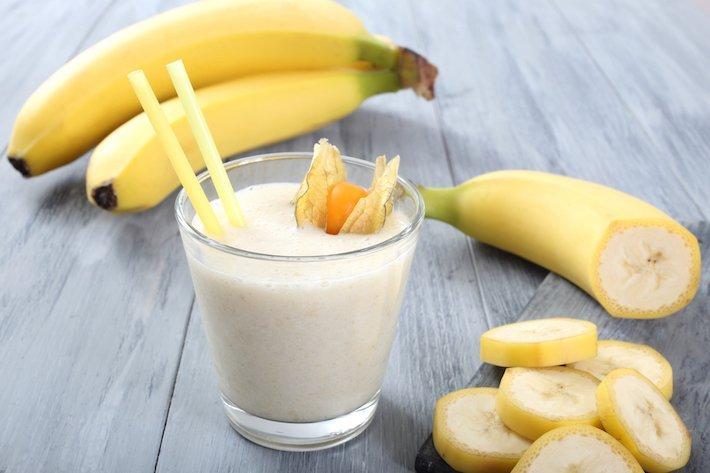 5 причин перекусить бананом