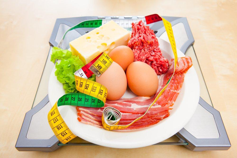Безуглеводная диета утром