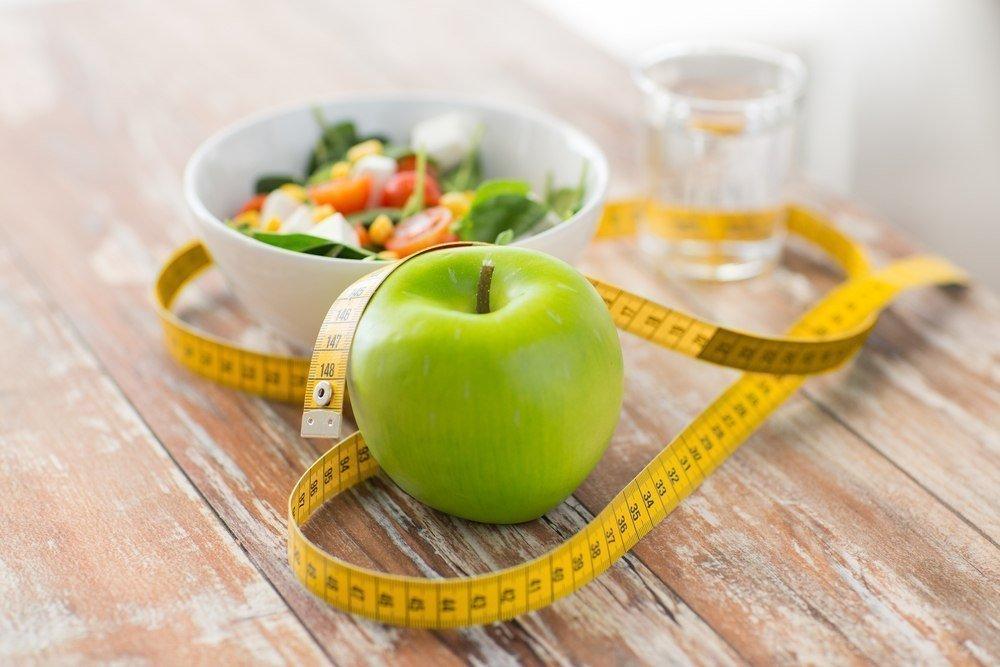 Яблоки для похудения с фото