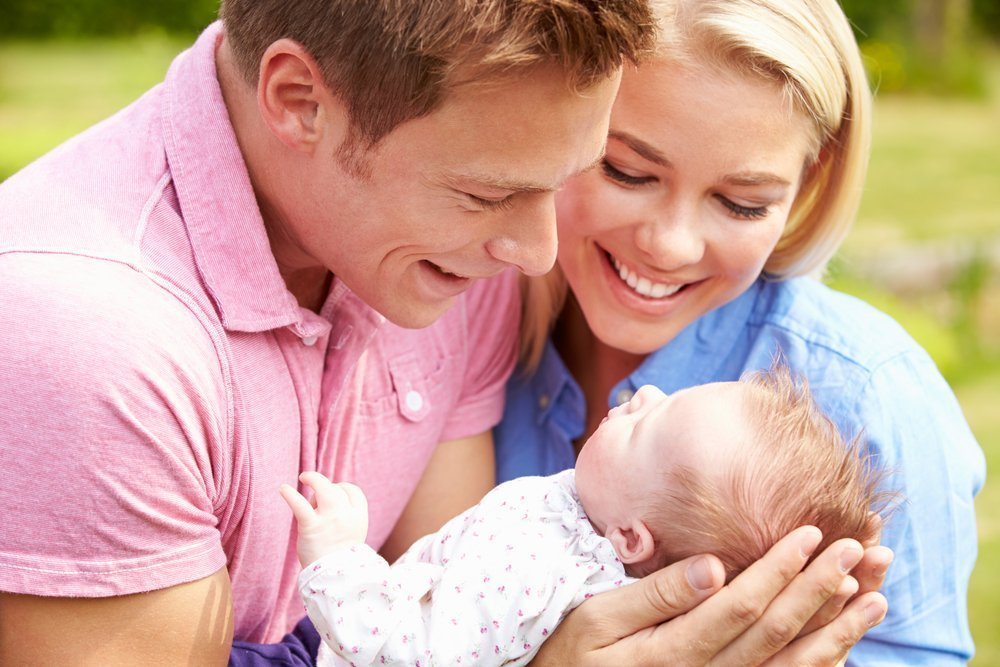 Картинки с изображением детей и родителей, днем рождения