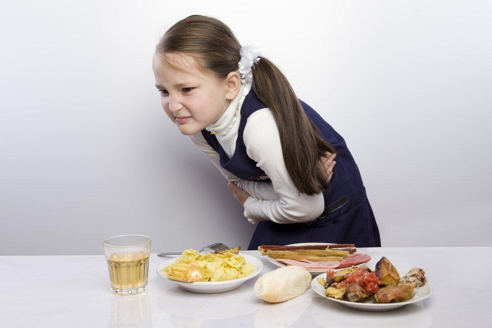 Отравление у человека диета