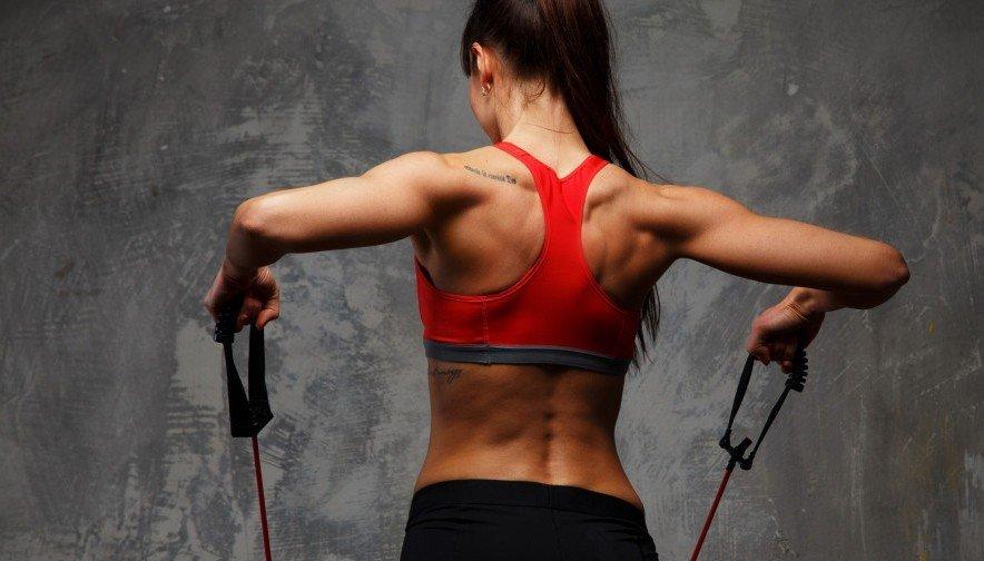 Упражнения с эспандером: особенности и советы новичкам фитнеса