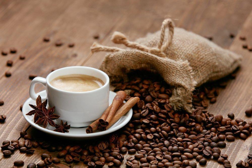 Кофе и кофеиносодержащие продукты