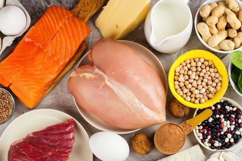 Белковая диета какие продукты нужно есть