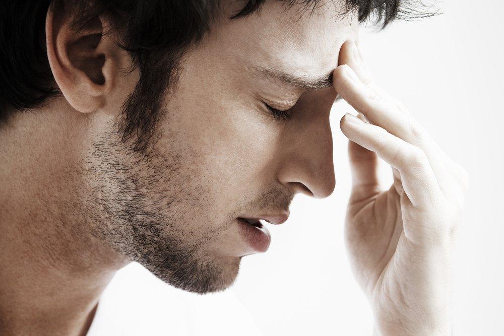 Как проходит мигрень у мужчин
