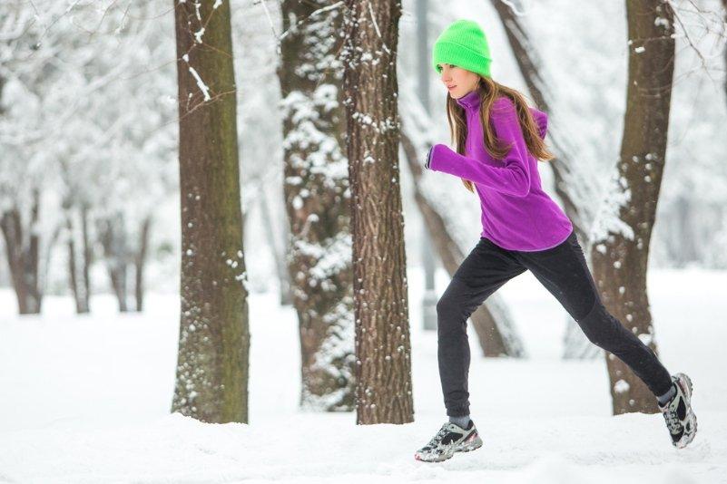 Как удержать вес зимой: советы диетолога