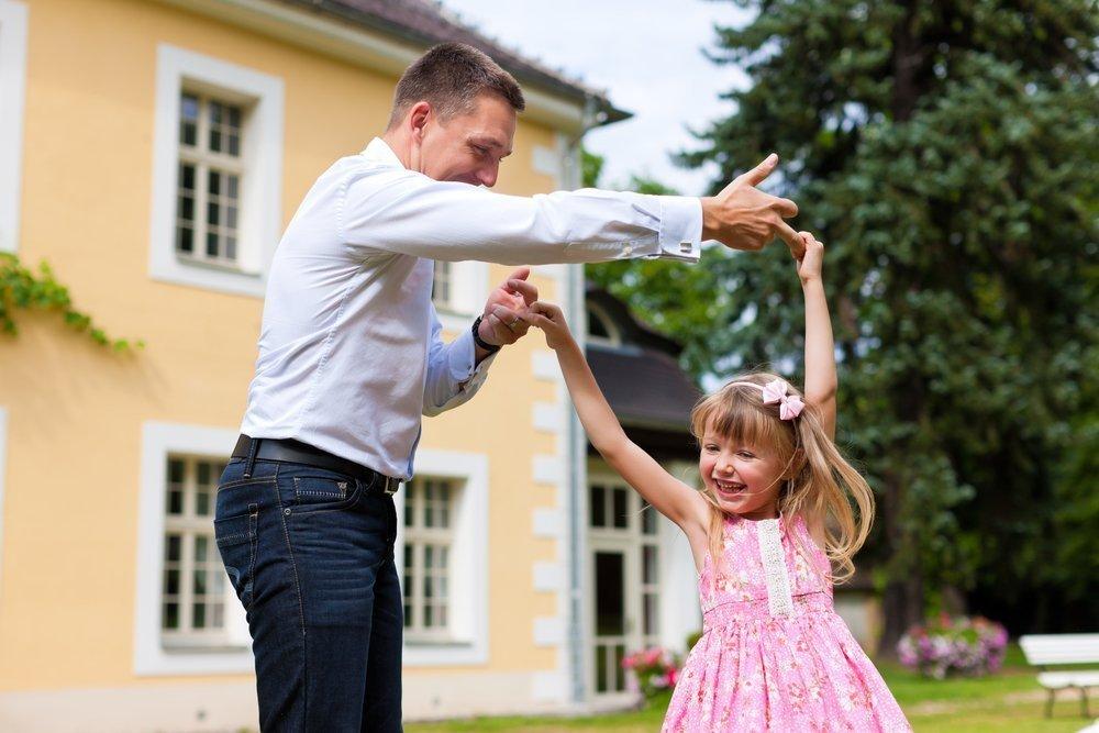 картинка танец с папой вдруг тот