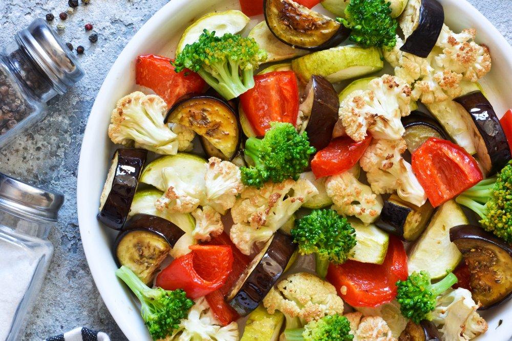 Запеченные овощи в духовке: ТОП-4 рецепта