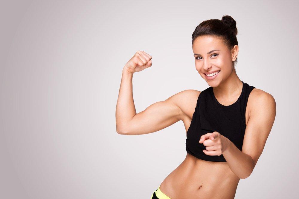 Здоровье Для Похудения Рук. Быстрые и простые упражнения для похудения рук и подтяжки висящей кожи в домашних условиях