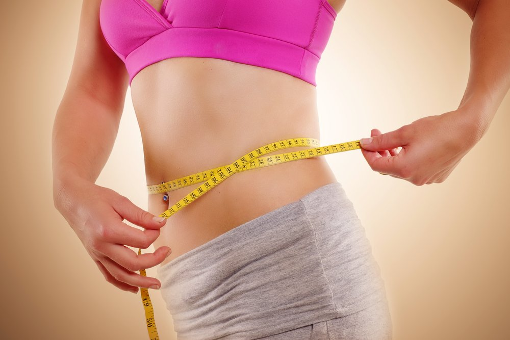 Как похудеть жир на талии