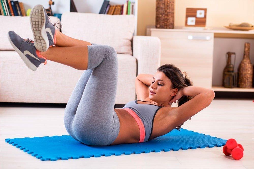 Фитнес зарядки для похудения