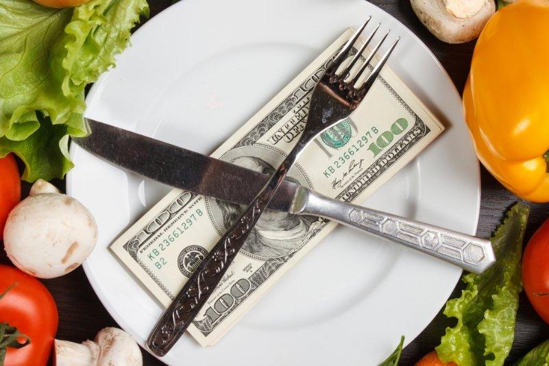 Как правильно питаться и не разориться