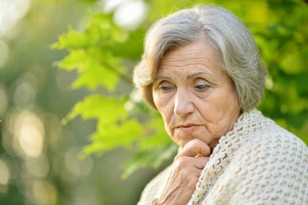 Симптомы «бабушки-старушки»