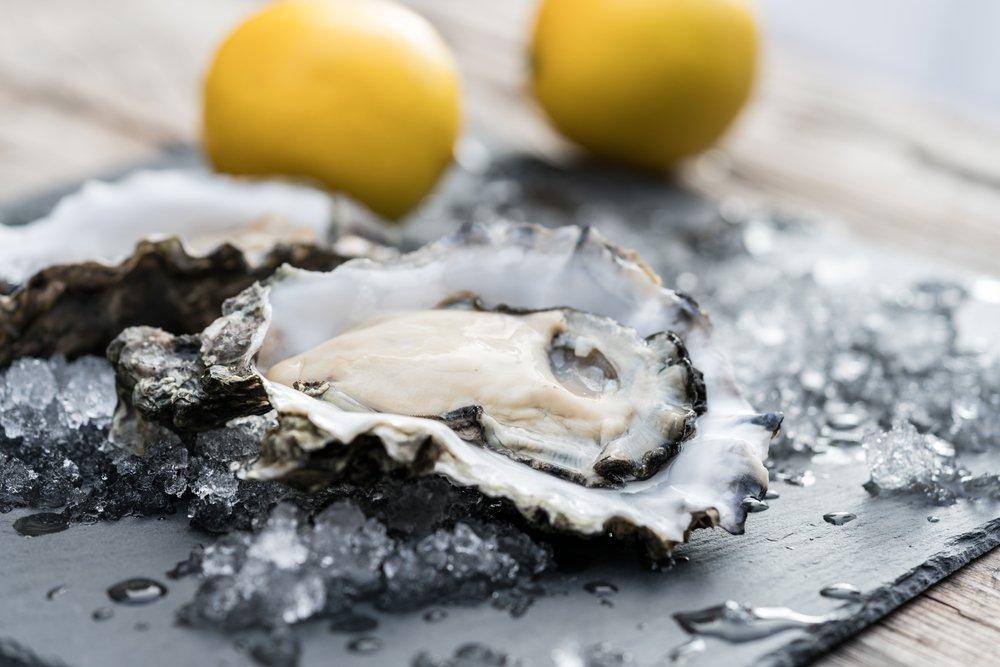 1. Кто первый полюбил этот морепродукт?
