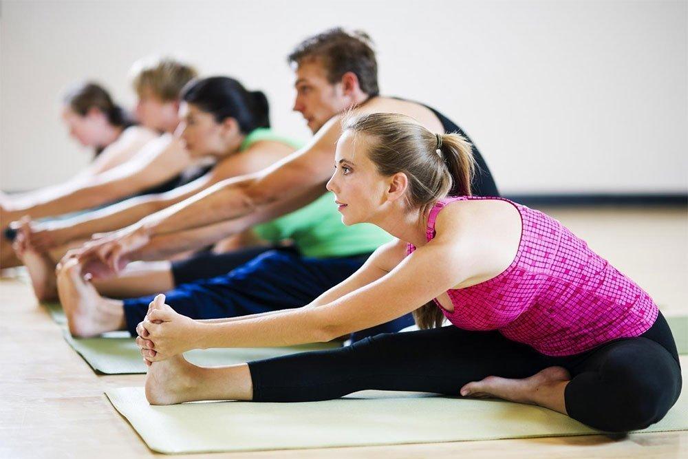 Позы йоги для укрепления спины и тела