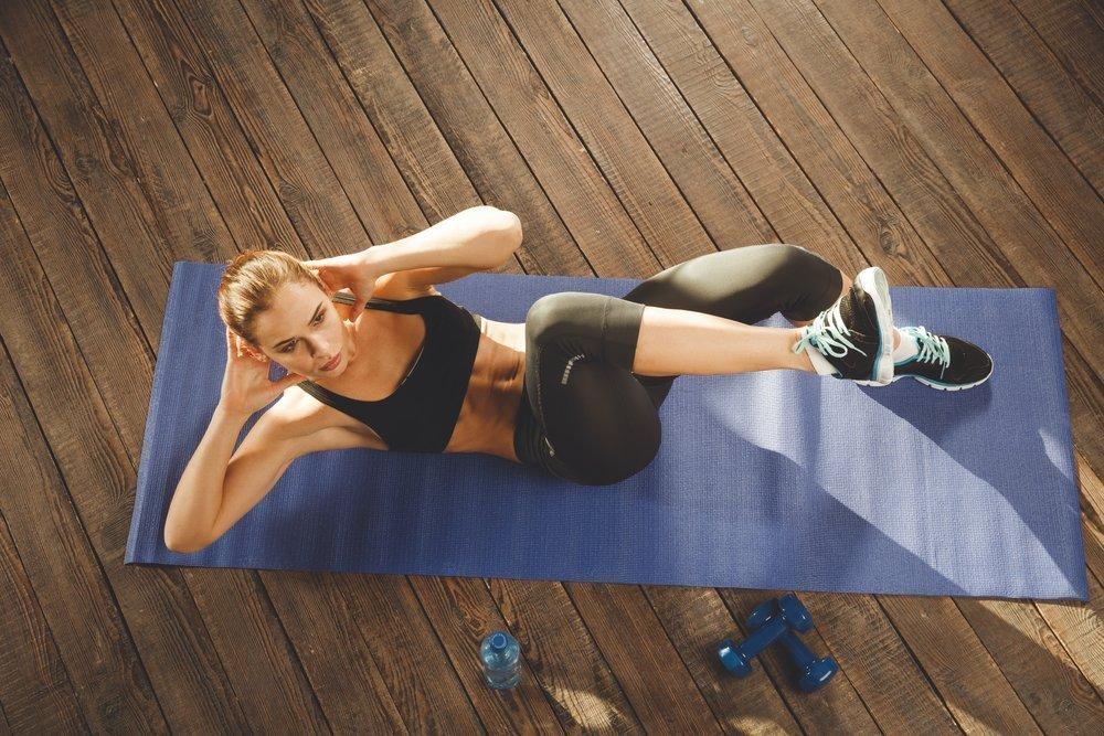 Занятия фитнесом в домашних условиях: основные правила
