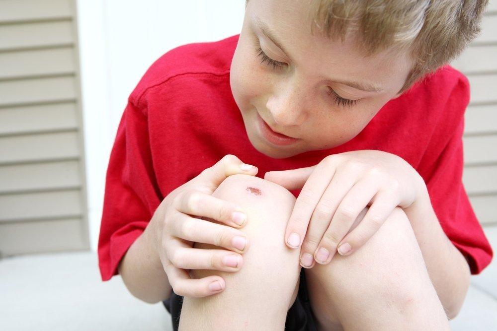 Миф о воспалении раны
