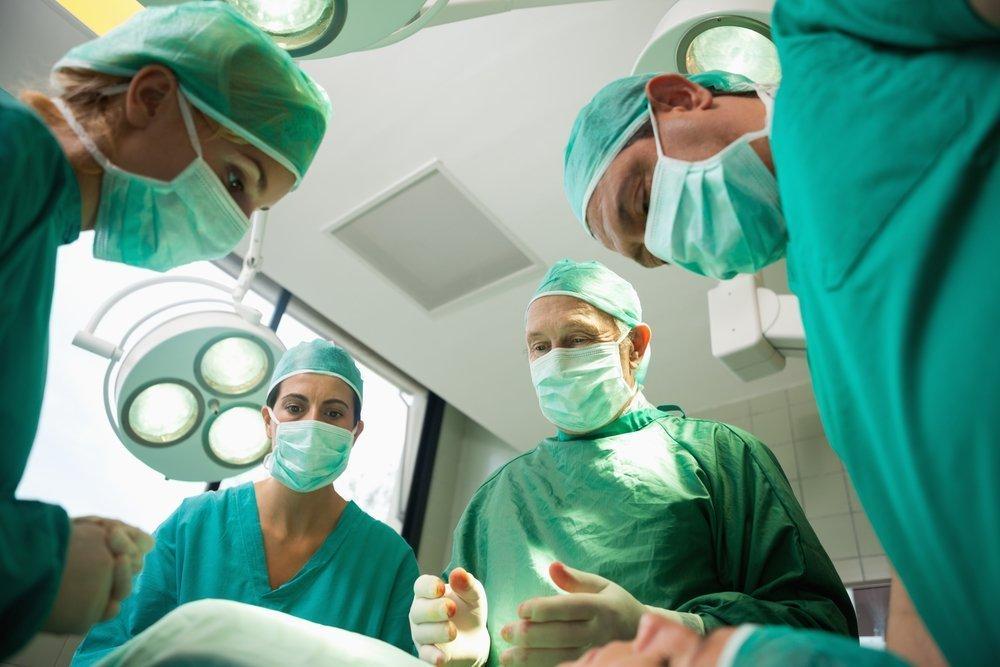 Лапароскопия при поликистозе яичников