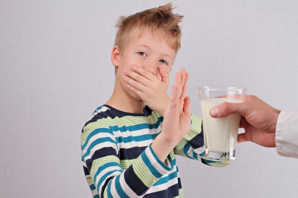Проявления пищевой аллергии у ребенка