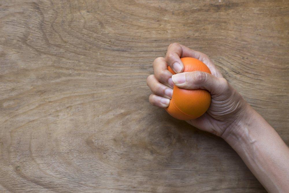 Фитнес упражнения для укрепления мускулатуры пальцев