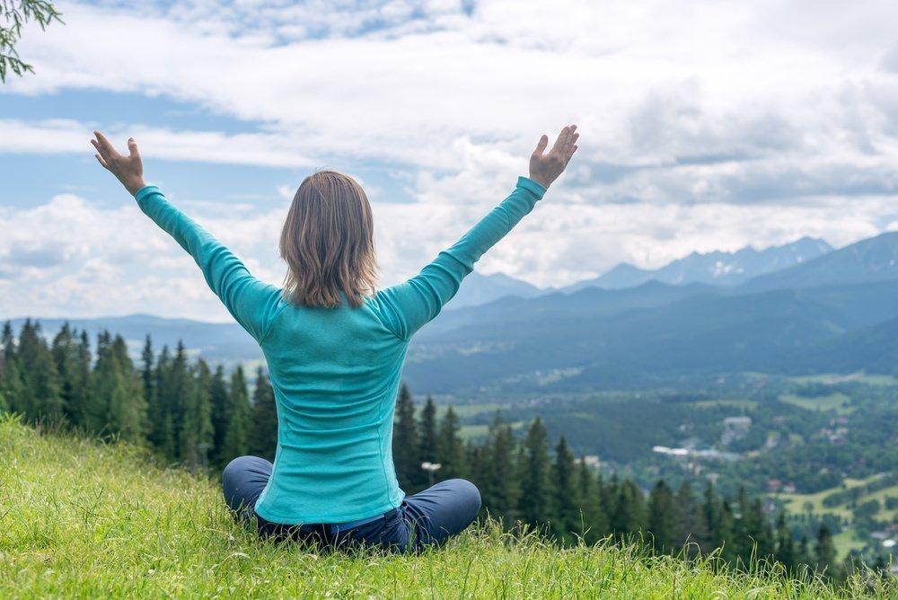 Медитация для наполнения жизненной энергией