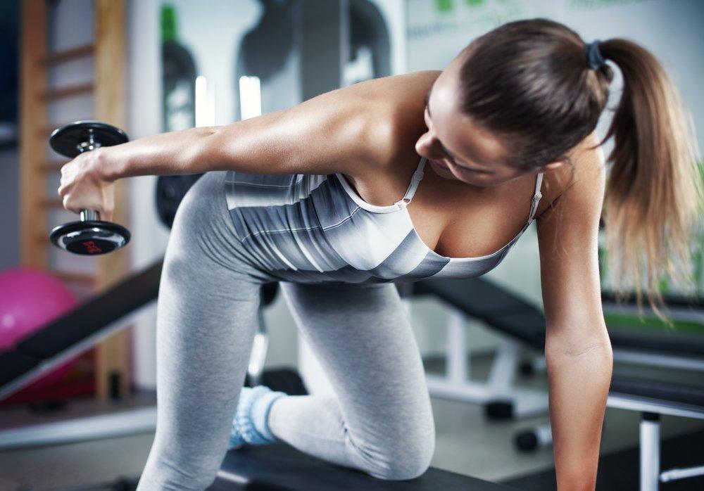 Фитнес-тренировки по наращиванию мышечной массы