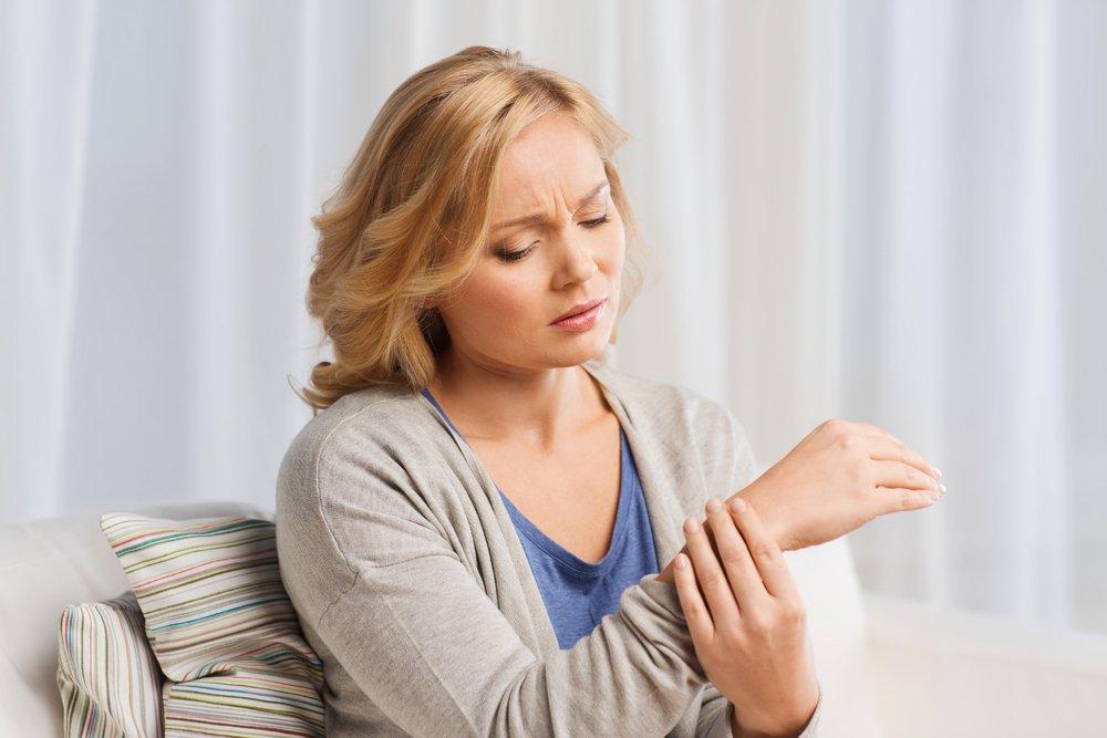 Ревматоидный артрит: история болезни