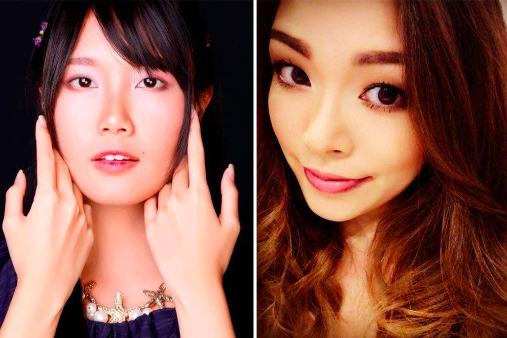 9. Япония: «кукольное» лицо