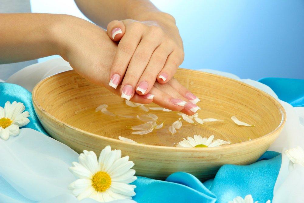 Рецепты красоты: маски и ванночки для рук