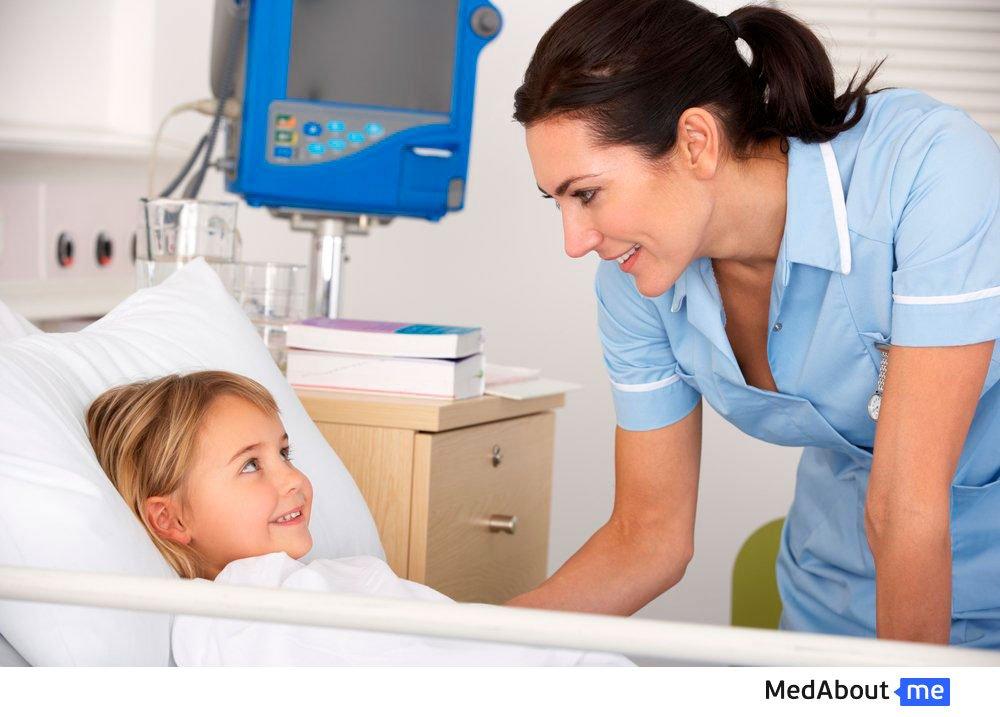 Госпитализация при паротите у детей