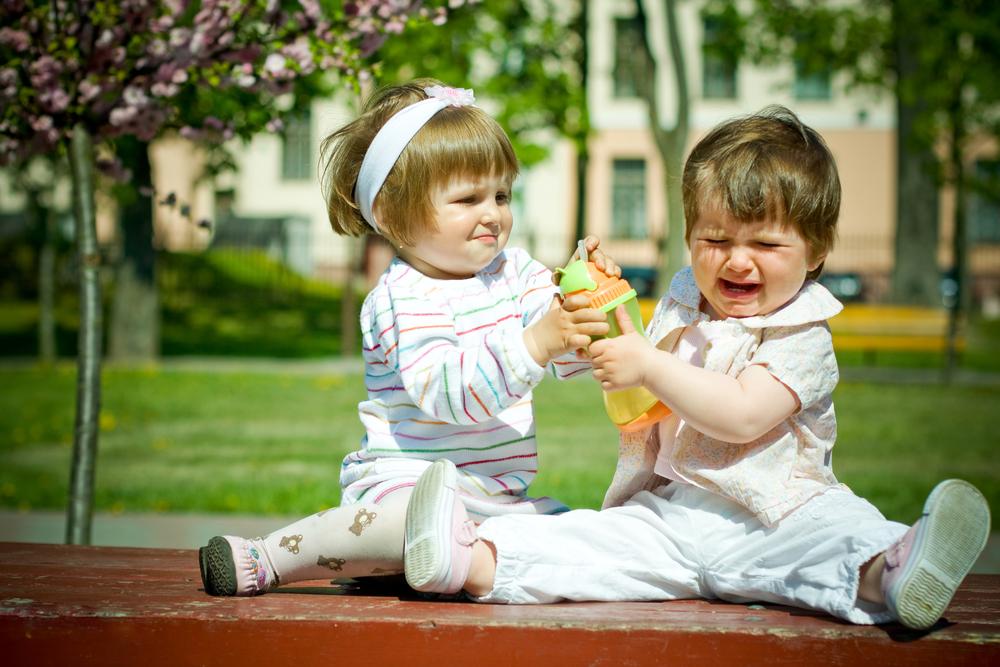Дети учатся видеть друг друга