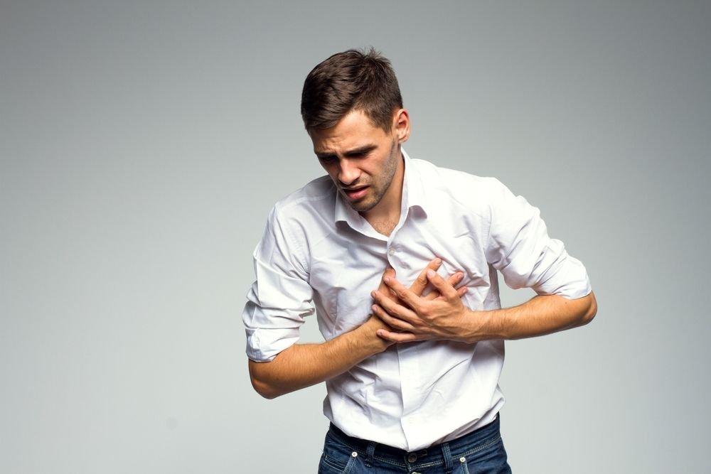 Проявления синусовой тахикардии