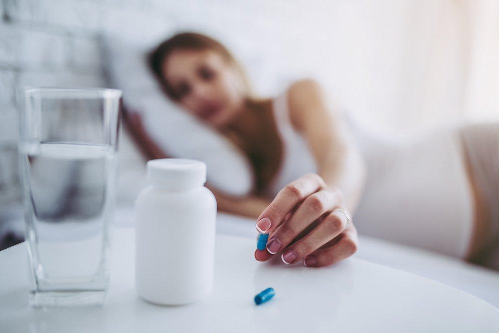 Противовирусные лекарства при ОРВИ