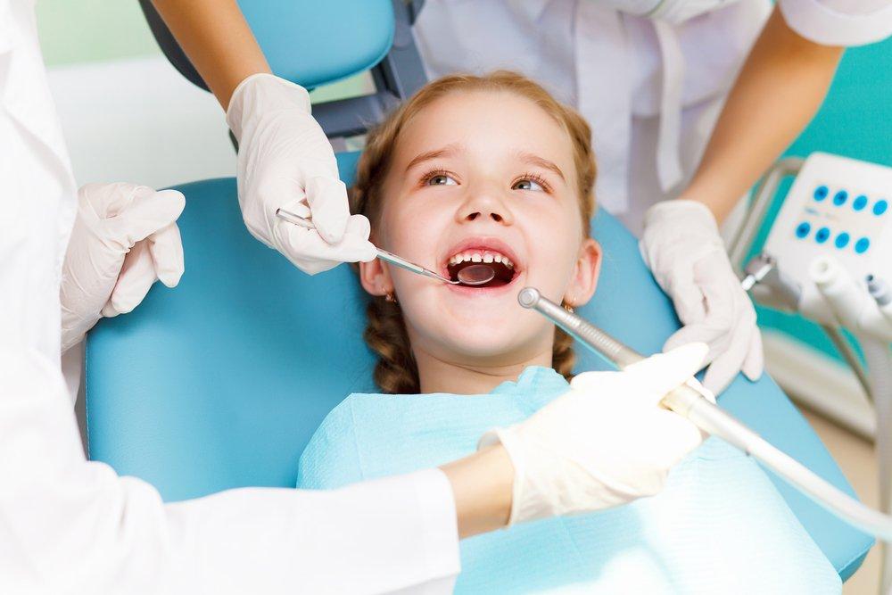 Необходимость лечения и профилактики зубов у детей младшего возраста