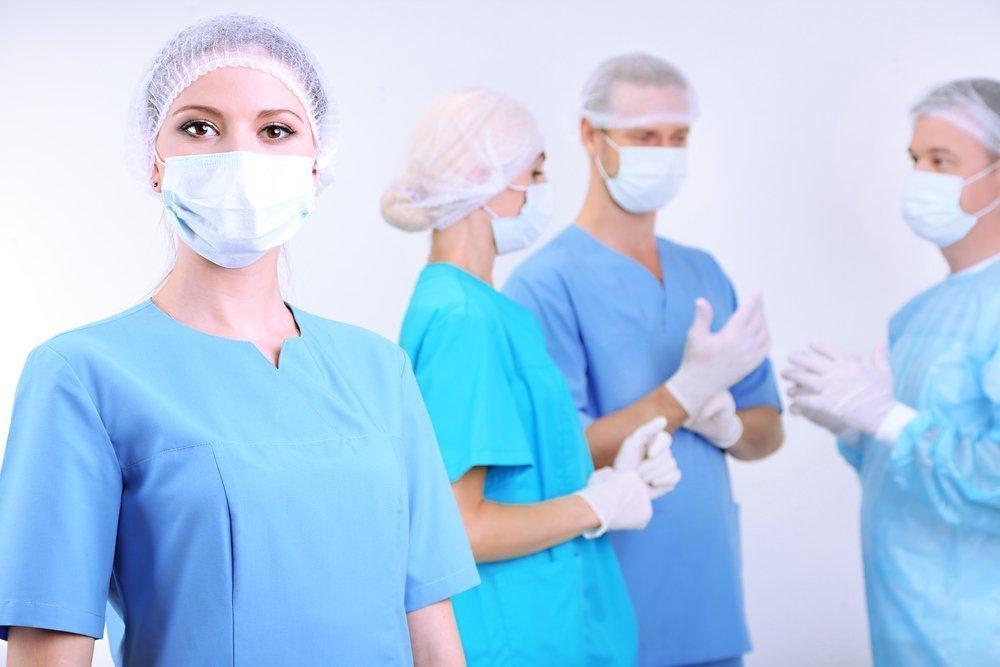 Виды медицинских масок