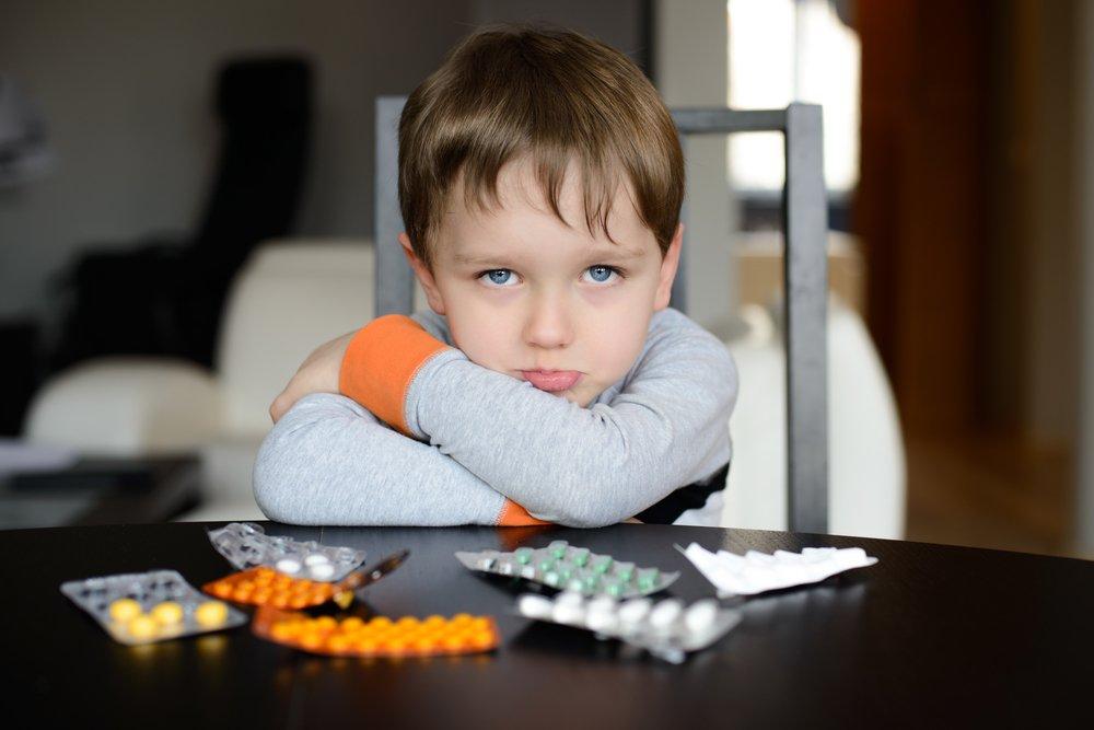 Возможны ли отравления йодом у детей