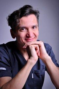 Юрий Жидченко, врач-реабилитолог